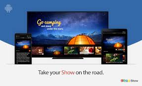 Slide Tv Show Deliver Presentations Anywhere With Show For Android Zoho