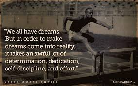 Jesse Owens Quotes Amazing 48 Quotes By Jesse Owens That Prove Why He's The Greatest Track