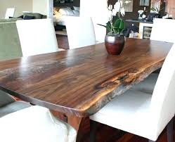full size of walnut dining table glass base wood set home interior likeable hand made black
