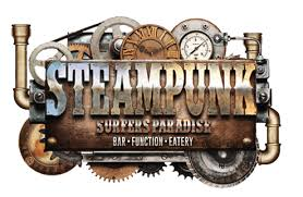 <b>Steampunk</b> Surfers Paradise: Bar on the Gold Coast