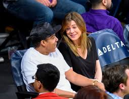 Ellen Pompeo Husband Greys Star Ellen Pompeo Attends An Nba Game With Her Husband