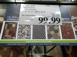 luxury outdoor rugs costco and easy living rug 5 38 outdoor rugs costco canada