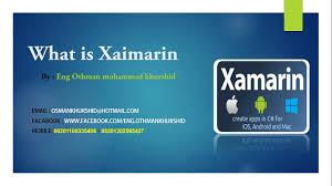 What Is Xamarin What Is Xamarin Rome Fontanacountryinn Com