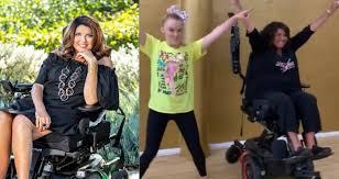 dancing in a wheelchair dance moms