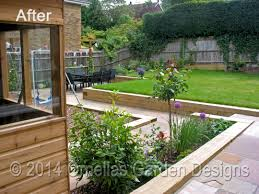 Small Picture Small Garden Design Uk Redoubtable With Ideas About Sascience