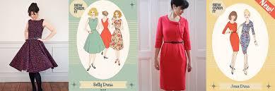 Sew Over It Patterns Best Sew Over It Patterns At Emporia Emporia Fabric Crafts