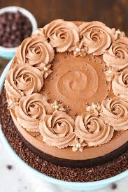 Guinness Chocolate Mousse Cake Life Love And Sugar