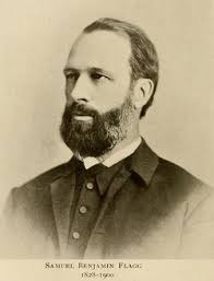Rev Samuel Benjamin Flagg (1828-1900) - Find A Grave Memorial