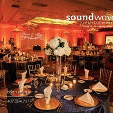 soundwave entertainment ballroom church street orlando wedding djs and led lighting design orlando
