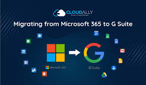 Microsoft 365, formerly office 365, is a line of subscription services offered by microsoft which adds to and includes the microsoft office product line. Migrating From Microsoft 365 Office 365 To G Suite
