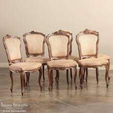 antique dining room chairs.  Antique Antique Dining Room Furniture  Chairs Set Of 6 Louis XV Walnut  With