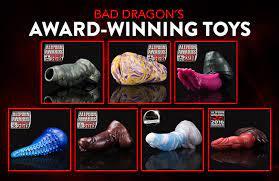 Bad Dragon Toys Machines