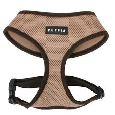 Puppia Soft Dog Harness Sizing Chart Dog Harnesses Puppia Dog Collars Harnesses Leashes And