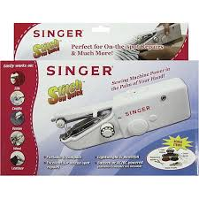 How To Use A Singer Handheld Sewing Machine