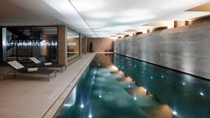 Indoor infinity pool design Jacuzzi Large Indoor Infinity Pool Housely 20 Stunning Indoor Infinity Pool Designs