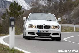 BMW 5 Series 1 series bmw coupe m sport : World Debut: 2012 BMW 1 Series Convertible