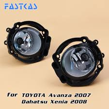 Car Fog Light Assembly For Toyota Avanza 2007 Dahatsu Xenia 2008