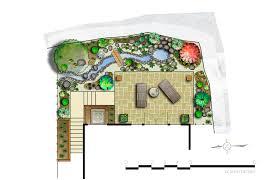 Japanese Landscape Design Oriental Garden Design In Winfield