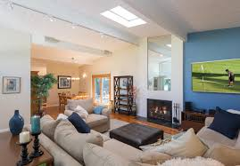 Decorating Narrow Rectangular Living Room Lavita Home - Decorating livingroom
