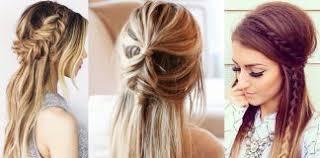 Photo Coiffure Sur Cheveux Long Facile Coiffure Cheveux Long
