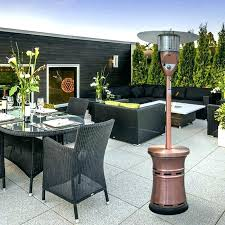 patio heater table outdoor table top heaters propane tabletop patio tabletop patio heater