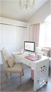 shabby chic office ideas. Office Decorating Ideas Shabby Chic: Chic Computer Desk With Staggering Decor