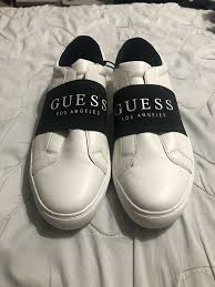 guess gmbisque c size 11 men s white on loafers leather new slip shoes nsqyjy1571 men s casual