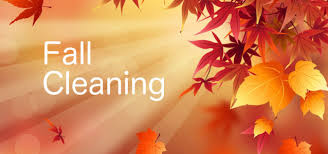 Image result for fall cleaning images