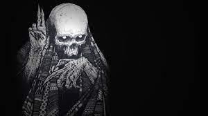 Fullscreen 1366×768 Skull Wallpaper Hd ...