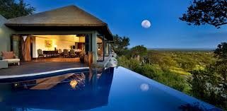 residential infinity pool. Exellent Pool Infinity Pool And Full Moon At Bilila Lodge Kempinski In Tanzaniau0027s  Serengeti National Park And Residential Pool A