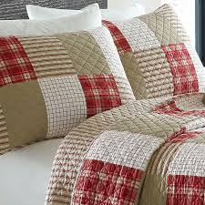 82 best Bedding images on Pinterest | Count and Outlet store & Cotton Quilt Set Eddie Bauer King Size Camino Island 100 Cotton All  Reversible Adamdwight.com