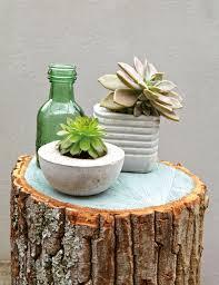 Glitter clothes DIY cement plant pot. DIY hanging tin planters. tea cup  planter. Paper wrapped