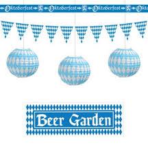 Oktoberfest Decorating Kit | Party City