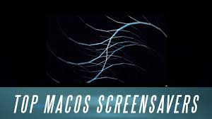 Best Screensavers The Best Screensavers For Macos App Watch Wednesday Ep 1 Youtube
