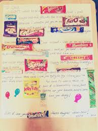 uk sweets card for dad birthday gift or even father s day i have to find the american version of this