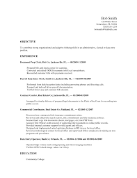 Starbucks Job Description For Resume Job Resume Barista Tips And Description Examples Objective For 11