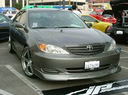 Toyota Camry Front Bumpers 2002-2006, Toyota Camry (URETHANE) JP ...