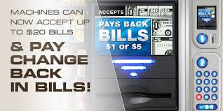 How To Get Change From A Vending Machine Delectable Bill Recycling Pay Change In Bills Pro Vending Services High