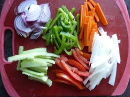 Image result for vegetable strips common license