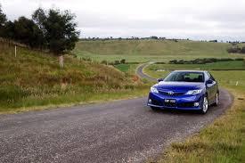2012 Toyota Camry for Australia Unveiled - autoevolution