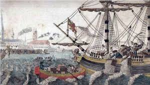 Boston Tea Party Cause And Effect Chart Boston Tea Party In The American Revolution