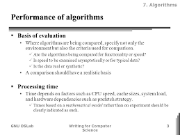 writing for computer science algorithms editing cho ho gi gnu oslabwriting for computer science 3 performance of algorithms iuml130sect basis of evaluation where algorithms are
