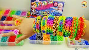 <b>Наборы</b> Loom Bands для <b>плетения</b> из резинок, обзор и распаковка