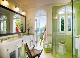 green bathroom punchy hue spa ideas better decorating blog stay cation