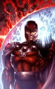 Aprende electromagnetismo con Magneto (X-Men)