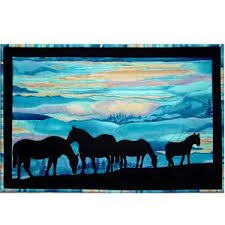 Best 25+ Horse quilt ideas on Pinterest | Applique quilt patterns ... & Horse Parade By Black Eyed Susan , Applique | Quilterswarehouse Adamdwight.com