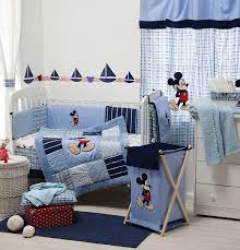 Mickey Mouse Bedroom Curtains Baby Bedding Design Blue Mickey Mouse 2 Curtains Amazoncouk Baby
