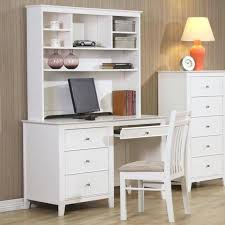 white desk with hutch student set pertaining to amazing household and drawers ideas corner ikea