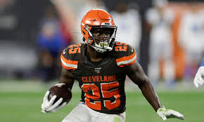 Cleveland Rb Depth Chart Browns Release Their First Unofficial Depth Chart Of The