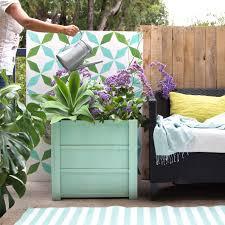 wood planter boxes 10 easy diy